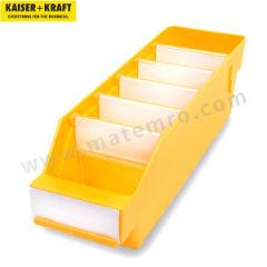 皇加力 货架储物盒 903097 颜色:黄色  包