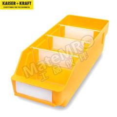 皇加力 货架储物盒 903098 颜色:黄色  包