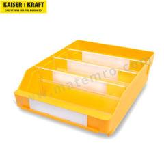 皇加力 货架储物盒 903100 颜色:黄色  包