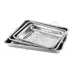 垒固 不锈钢方盘 W-004901 材质:不锈钢  个