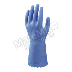 SHOWA 耐油加强薄型PVC手套 0160  副