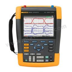 福禄克 手持式示波表 FLUKE-190-202/AU/S 安全等级:1,000V CAT III/600V CAT IV (EN61010-1) 采样率:2.5 GS/s 测量输入通道数:2  台