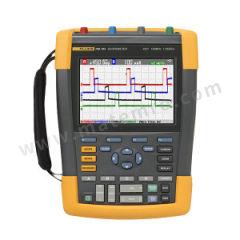 福禄克 手持式示波表 FLUKE-190-104/AU 安全等级:1,000V CAT III/600V CAT IV (EN61010-1) 采样率:1.25 GS/s 测量输入通道数:4  台