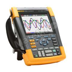 福禄克 手持式示波表 FLUKE-190-204/AU 安全等级:1,000V CAT III/600V CAT IV (EN61010-1) 采样率:2.5 GS/s 测量输入通道数:4  台