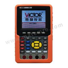 胜利 手持示波表 VICTOR 220 测量输入通道数:2 采样率:100MS/s  台