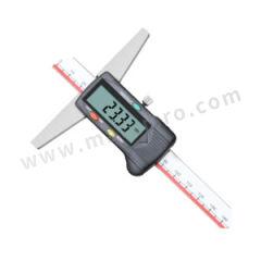广陆 数显深度尺 121-101 是否可数据输出:是 测头尺寸:8.5mm  把