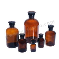 垒固 棕色小口试剂瓶 B-005652-24 容量:60mL  盒