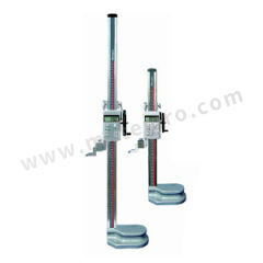 广陆 带手轮数显高度尺 131-603 分辨率:0.01mm 精度:±0.04mm  把