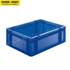 皇加力 欧式可堆叠周转箱 508766 单箱承重:35kg 内径尺寸:356×255×133mm  包