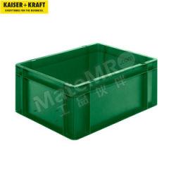 皇加力 欧式可堆叠周转箱 508770 单箱承重:35kg 内径尺寸:356×255×165mm  包