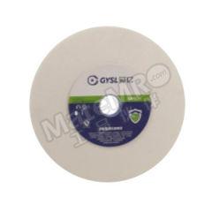 冠亿 陶瓷砂轮(白色) 150×3×31.75 WA 80# 材质:白刚玉  片
