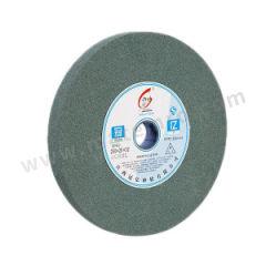 冠亿 陶瓷砂轮(绿色) 300×40×75 GC 46# 材质:刚玉  片