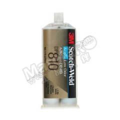 3M 丙烯酸结构粘接胶 DP810 颜色:半透明 固化方式:室温固化  支