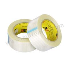 佳隆 网格纤维胶带 2080 长度:50m 厚度:0.14mm  卷