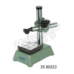 沃戈尔 测量台(带刻度盘测量表) 25 80222 材质:钢 台架行程:100mm 重量:3.5kg  件