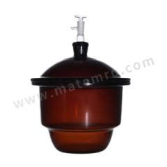 垒固 棕色真空干燥器 B-005112-2 包装:2个/箱  箱