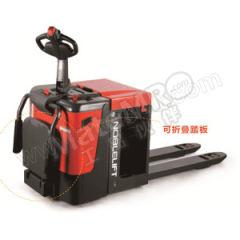 诺力 脚踏式电动搬运车 PT25PFoldable-540 货叉外宽:540mm 货叉长度:1150mm 货叉最低离地高度:85mm 货叉最高离地高度:290mm 电池容量:375Ah  台