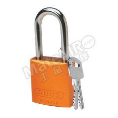 贝迪 铝制挂锁 99619(Y403140) 钥匙系统:异心  把