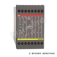 ABB 安全继电器 JSBR4, 24DC  个
