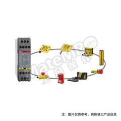 ABB 安全继电器 JSBT4, 24DC  个