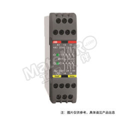 ABB 安全继电器 E1T 0s, 24DC  个