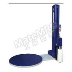 罗宝莫 半自动阻拉伸型裹膜机 ECOPLAT-BASE-1650  台