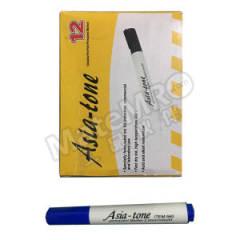 亚通 金属不锈钢专用低氯记号笔 ITEM5601 颜色:蓝色  支