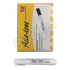 亚通 金属不锈钢专用低氯记号笔 ITEM5601 颜色:白色  支