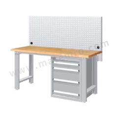 天钢 WBS标准型工作桌 WBS-67041W12  张