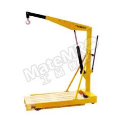 泰得力 手动欧式单臂吊机 SA500 高度范围:470~2225mm 吊臂长度范围:1060~1360mm  个