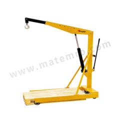 虎力 手动欧式单臂吊机 SA1000 高度范围:470~2225mm 吊臂长度范围:1060~1360mm  个