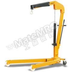泰得力 手动可折叠单臂吊机 SC2000A 吊臂长度范围:1293~1593mm 高度范围:2330~2490mm  个