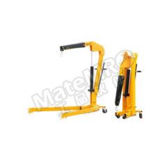 虎力 手动可折叠单臂吊机 SC500A 吊臂长度范围:895~1099mm 高度范围:1920~2080mm  个