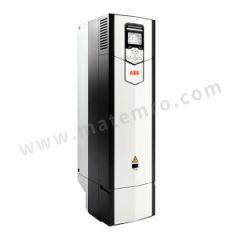 ABB ACS880-01(-2)系列变频器 ACS880-01-061A-2 相数:三相 电源电压:AC380~415V 额定功率:15kW 额定电流:61A  台
