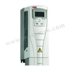 ABB ACS510(-4)系列三相变频器(防护等级IP54) ACS510-01-017A-4+B055 相数:三相 电源电压:AC380~480V 额定功率:7.5kW 额定电流:17A  台