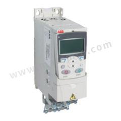 ABB ACS310(-4)系列三相变频器 ACS310-03E-02A6-4 相数:三相 额定电流:2.6A 额定功率:0.75kW 电源电压:AC380~480V  台