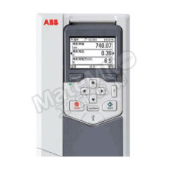 ABB ACS580-04系列三相变频器 ACS580-04-505A-4 相数:三相 电源电压:AC380~415V 额定功率:250kW 额定电流:505A  台