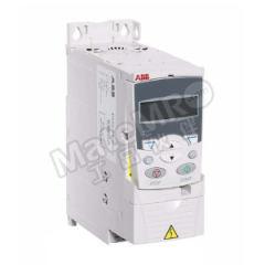 ABB ACS355(-2)系列三相变频器 ACS355-03E-13A3-2 相数:三相 电源电压:AC200~240V 额定功率:3kW 额定电流:13.3A  台