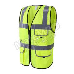 星华 高亮达标款网布反光背心 120161 颜色:荧光黄  件