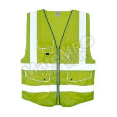 星华 高亮达标款多彩反光背心 120150 颜色:荧光黄  件