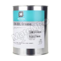 摩力克 通用型塑料润滑剂 EM30L 工作温度:-40~150℃ 颜色:白色 稠化剂类型:锂基  罐