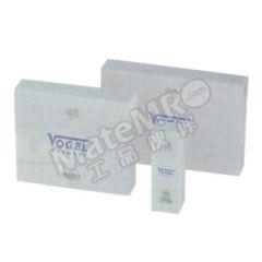 沃戈尔 单支陶瓷量块(1级) 36 021137 标称长度系列:1.37mm 级别:1级  个