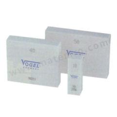 沃戈尔 单支陶瓷量块(1级) 36 021136 标称长度系列:1.36mm 级别:1级  个