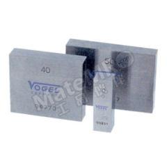 沃戈尔 单支钢制量块(1级) 35 021900 标称长度系列:9mm 级别:1级  个