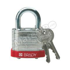 贝迪 钢制挂锁 99508(Y402550) 钥匙系统:异心  把