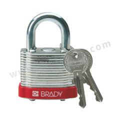 贝迪 钢制挂锁 99504(Y402546) 钥匙系统:异心  把