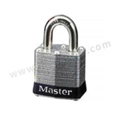 玛斯特锁 钢千层锁 3MKMCNBLK  把