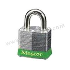 玛斯特锁 钢千层锁 3MKMCNGRN 钥匙系统:万能  把