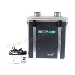 快克 烟雾系统(配5块过滤棉) QUICK6602 电压:220V 过滤效率:0.3μm  99.97% 系统流量:2×100m³/h 重量:约15.5kg 噪音:<65dB 功率:250W  台