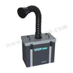 快克 烟雾系统(配5块过滤棉) QUICK6601 电压:220V 过滤效率:0.3μm 99.97% 系统流量:100m³/h 噪音:<60dB 功率:120W 重量:约13.4kg  台